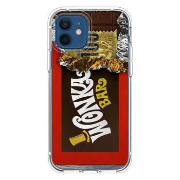 Wonka Chocolate Bar with Golden ticket