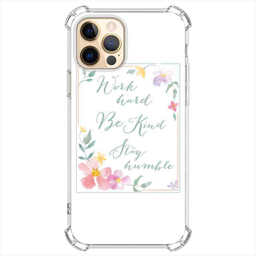 Work hard Quotes & Sayings  for iPone 12 11 XR X Case
