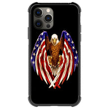 Load image into Gallery viewer, american flag eagle gold