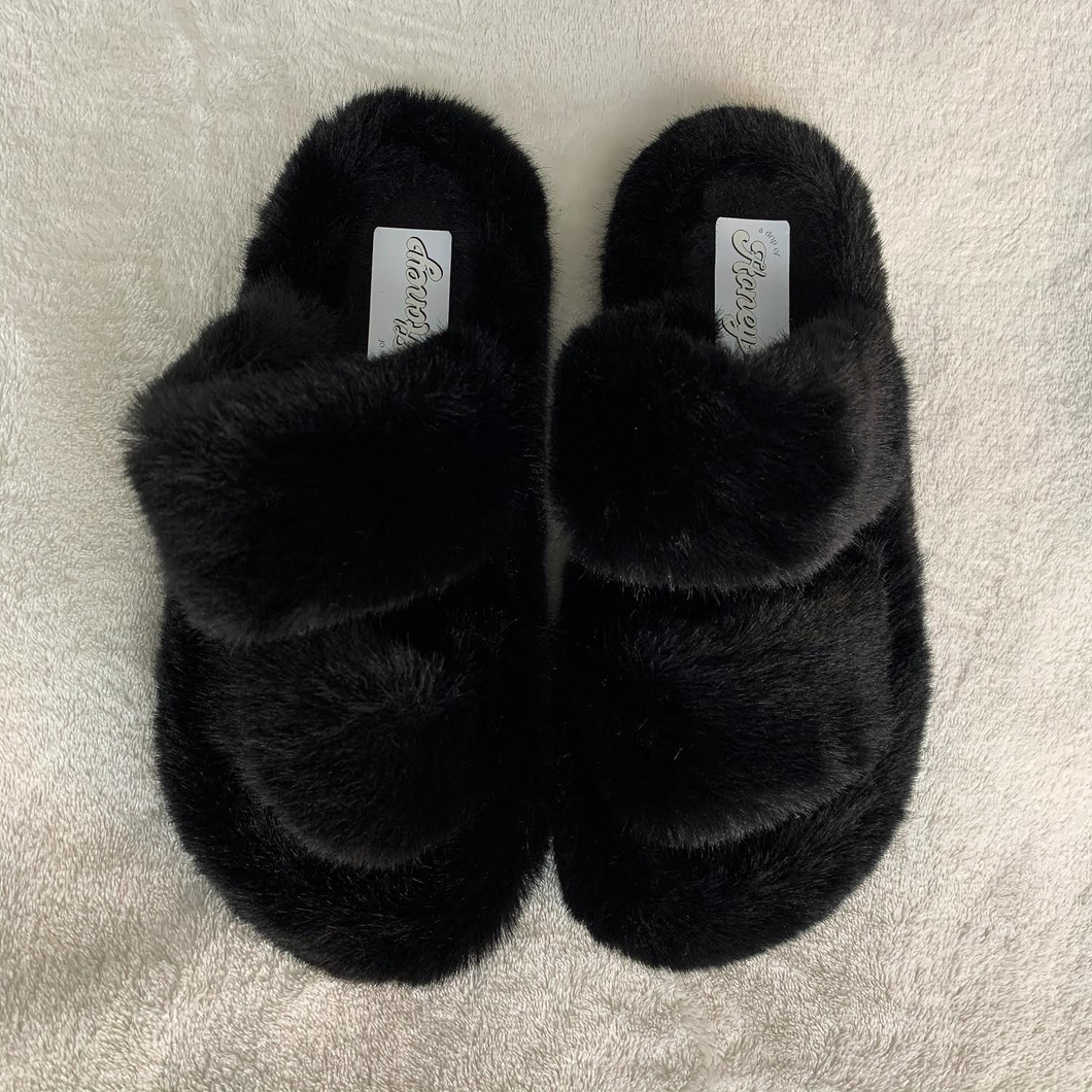 Moody Fluffies -Double Strap