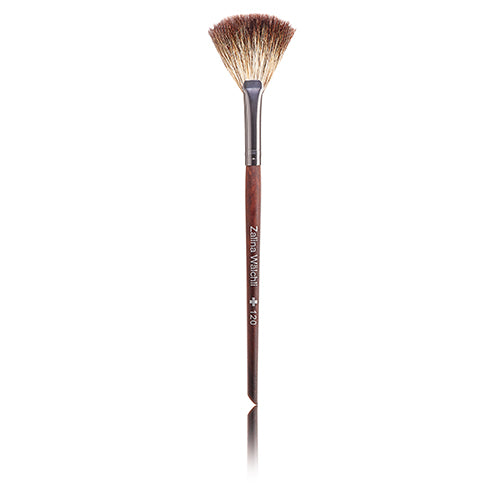 120 Small Kabuki Fan Brush
