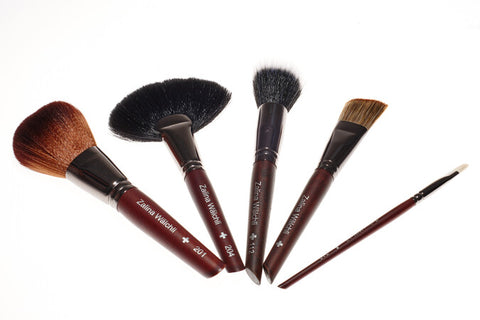 Brush Set 5 pc Maracas Bay