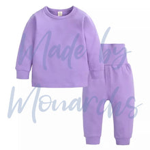 Load image into Gallery viewer, Older Children's Personalised Loungewear (Ages 8 - 13 Years)