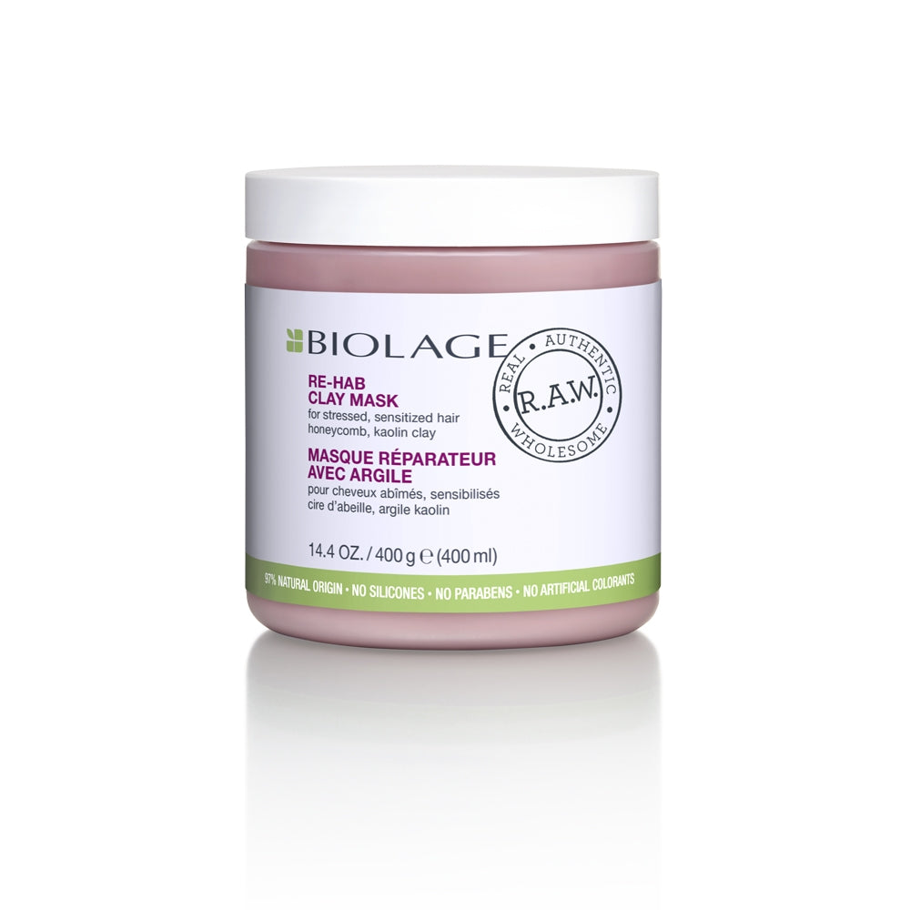Matrix Biolage R.A.W. Rehab Clay Mask 400G