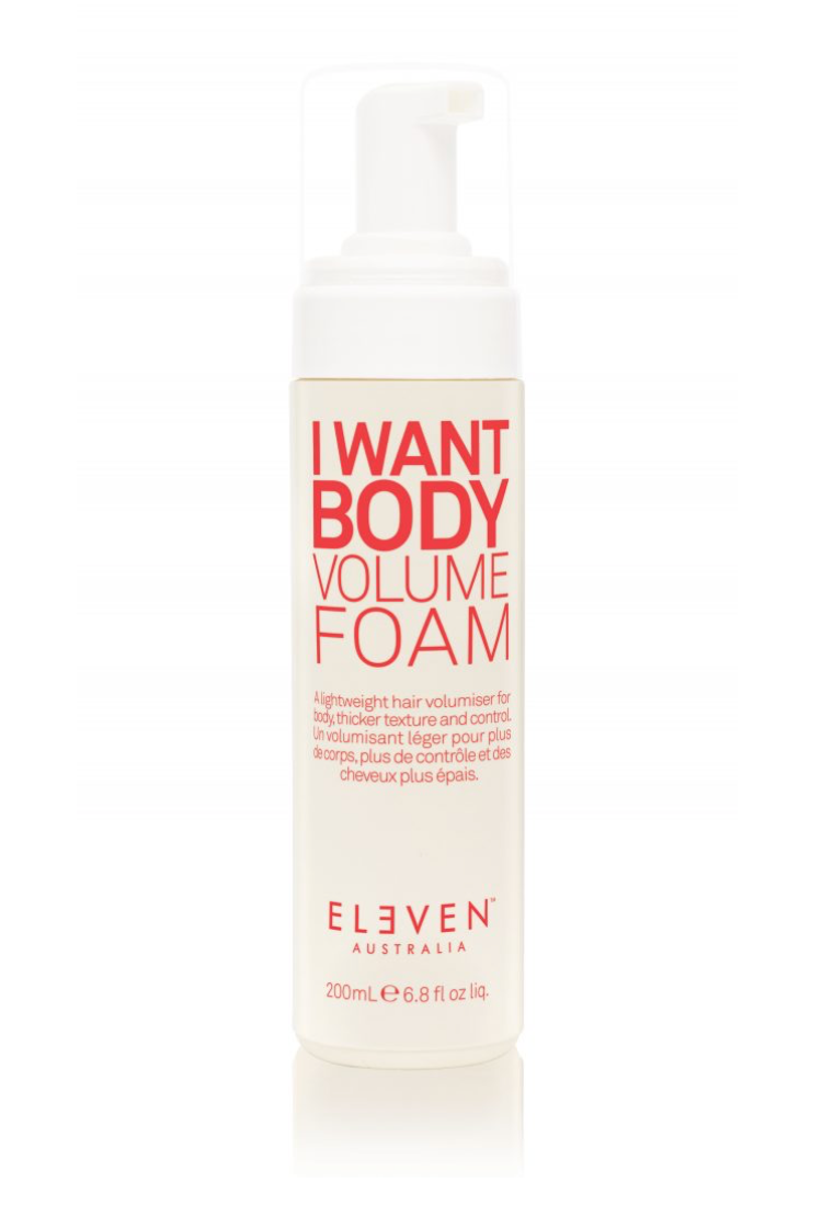 Eleven I Want Body Volume Foam 200ML