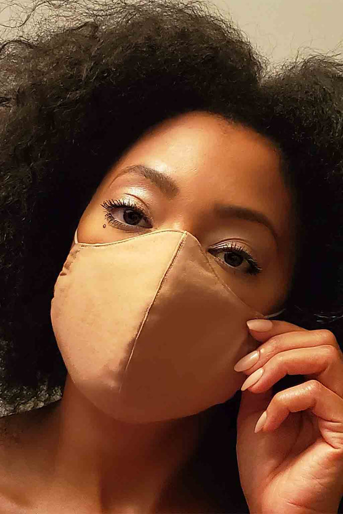 Skin Tone Face Masks by Aysha louise