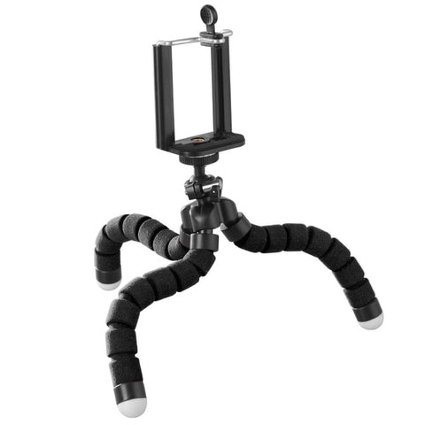 Flexible Phone Holder Tripod