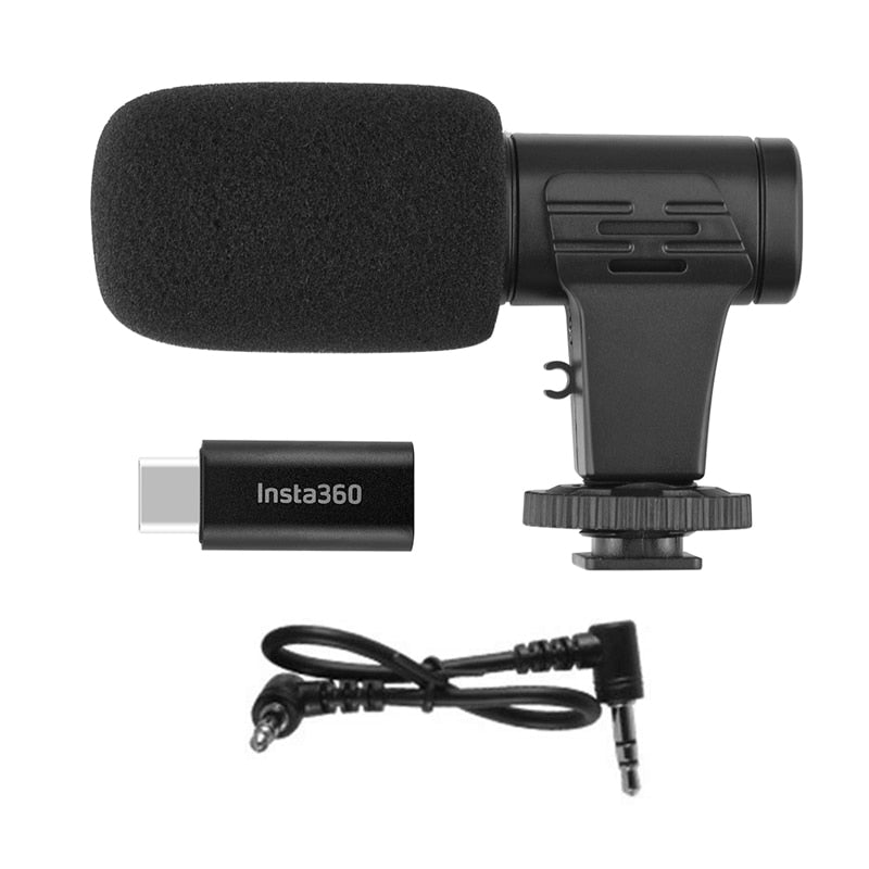 Camera Microphone Set