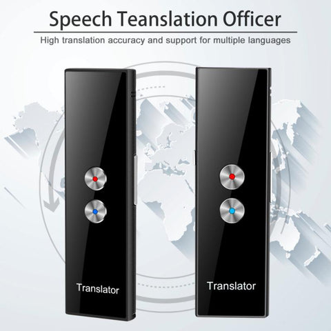 Image of Portable Voice Translator