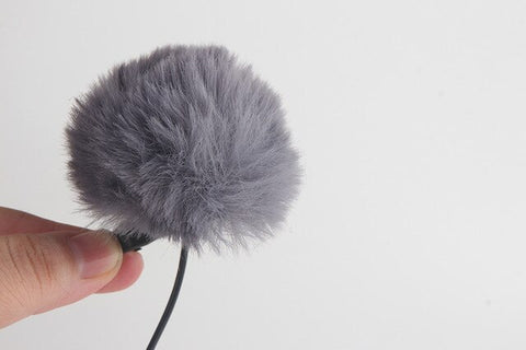 Universal Lavalier Microphone 5mm