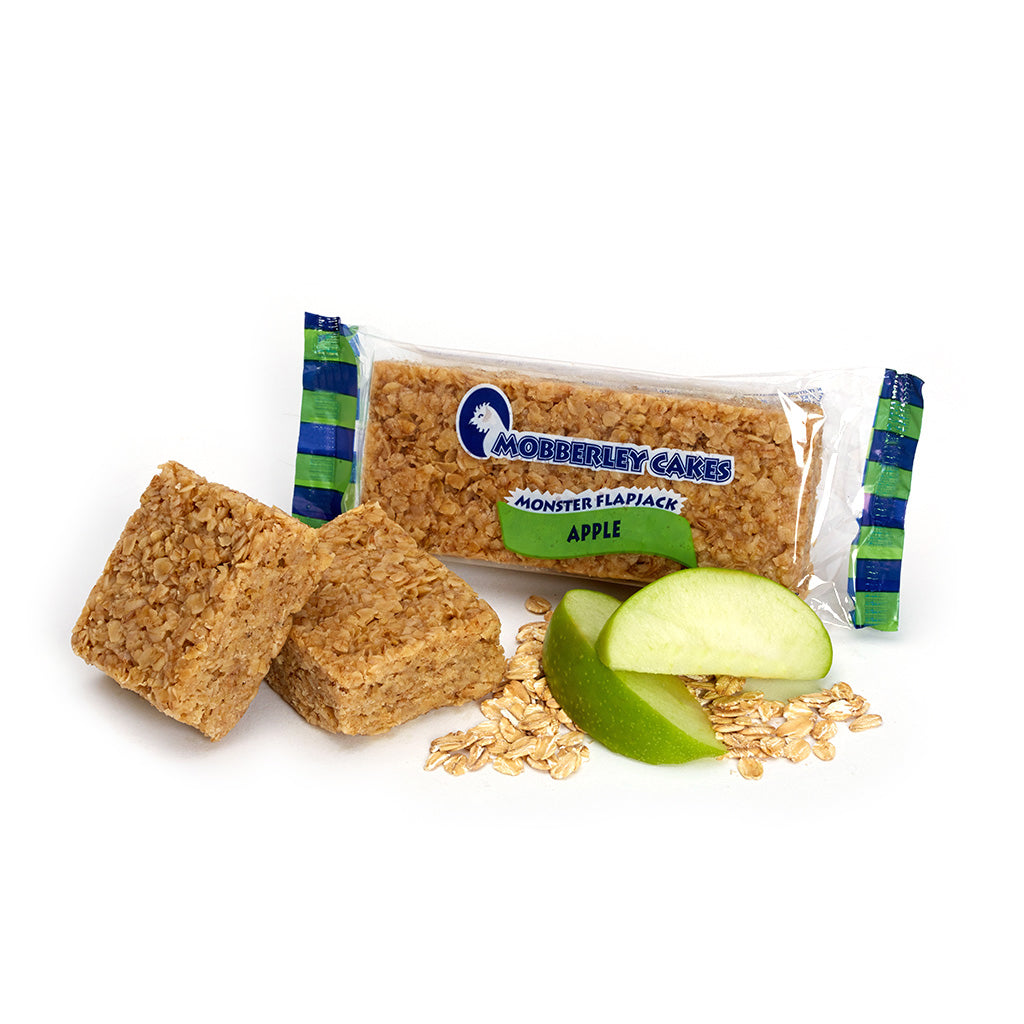 Apple Monster Flapjack