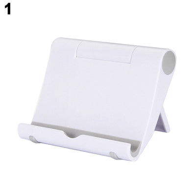 Universal Foldable Multi-Angle 270° Rotation Desktop Mount Stand for iPad iPhone