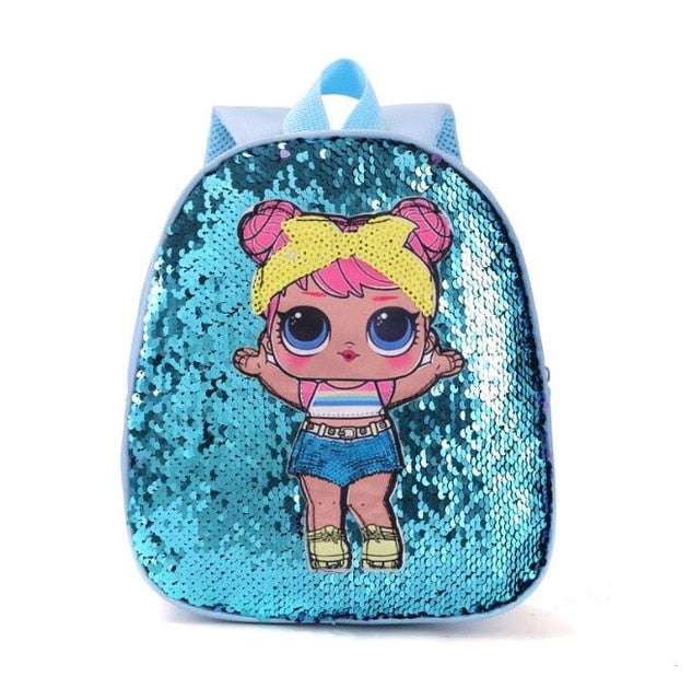 dolls bag Children's School Cute Bag