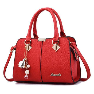 Women Leather Handbags - CHIC - U