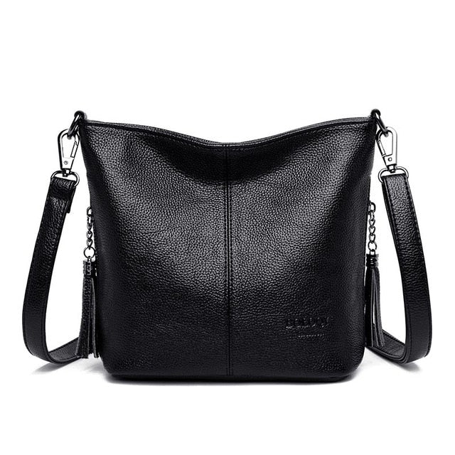 Ladies Hand Crossbody Bags For Women 2020 Luxury Handbags Women Leather Shoulder Bag Tote Bag Designer Women