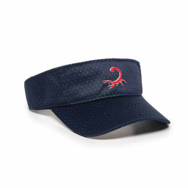 Jersey Mesh Visor (Youth/Adult)