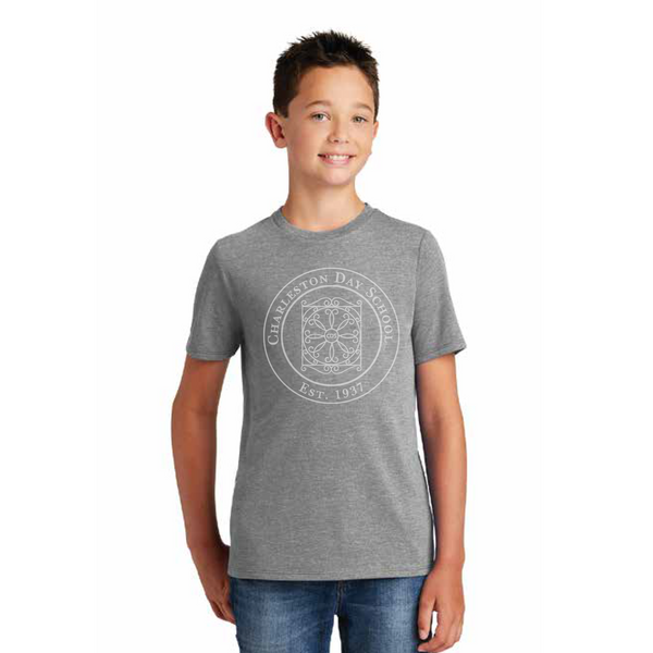 Triblend Short Sleeve Tee Shirt (Youth/Adult)