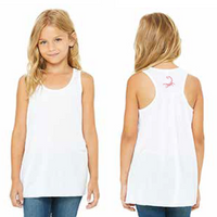 Flowy Racerback Tank (Girls/Ladies)
