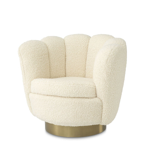 Eichholtz Teddy Swivel Chair