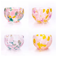 Load image into Gallery viewer, Confetti tapas bowl Freja pink green