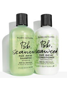 Bumble and Bumble Seaweed Shampoo and Conditioner 8.5 oz Duo set