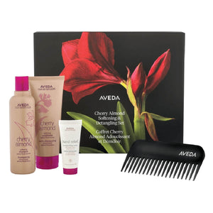 Aveda Cherry Almond Softening and Detangling Gift BIG SET