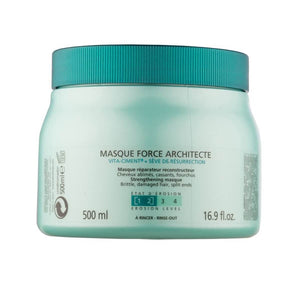 Kerastase Resistance Masque Force Architecte 500 ml/16.9 oz BACK BAR