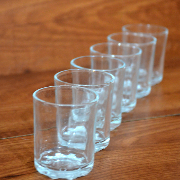 Shot Glass Bowls (Set of 6)