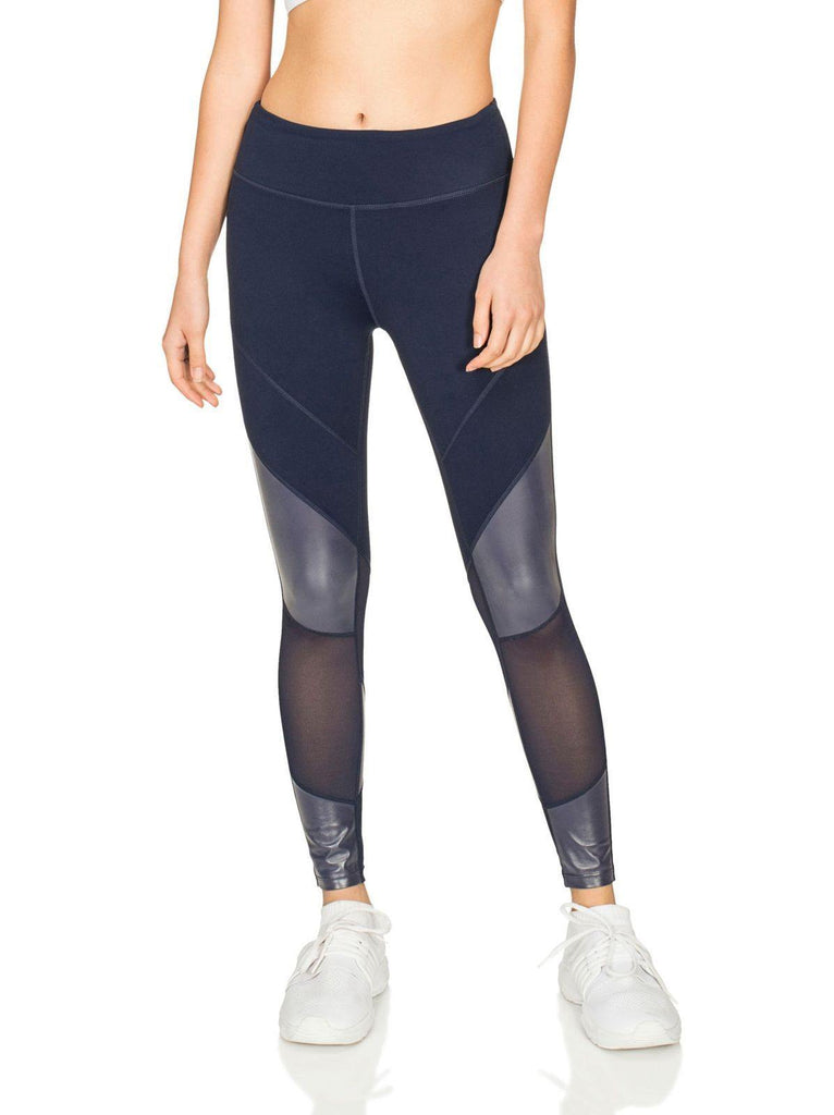 Women's High Waist Striker Legging - fitkinstore