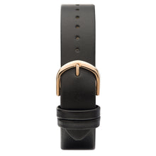 Load image into Gallery viewer, Sekonda Men's Rose Gold Plated Leather Strap Watch