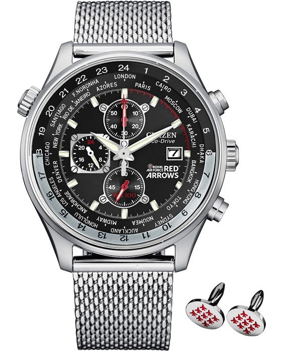 NEW RED ARROWS CHRONOGRAPH