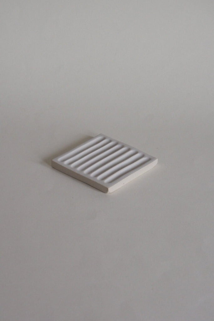 Square Soap Dish - Kura Studio