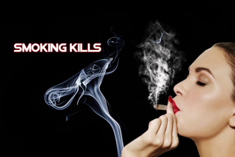 Smoking Can Kill Your Love Life