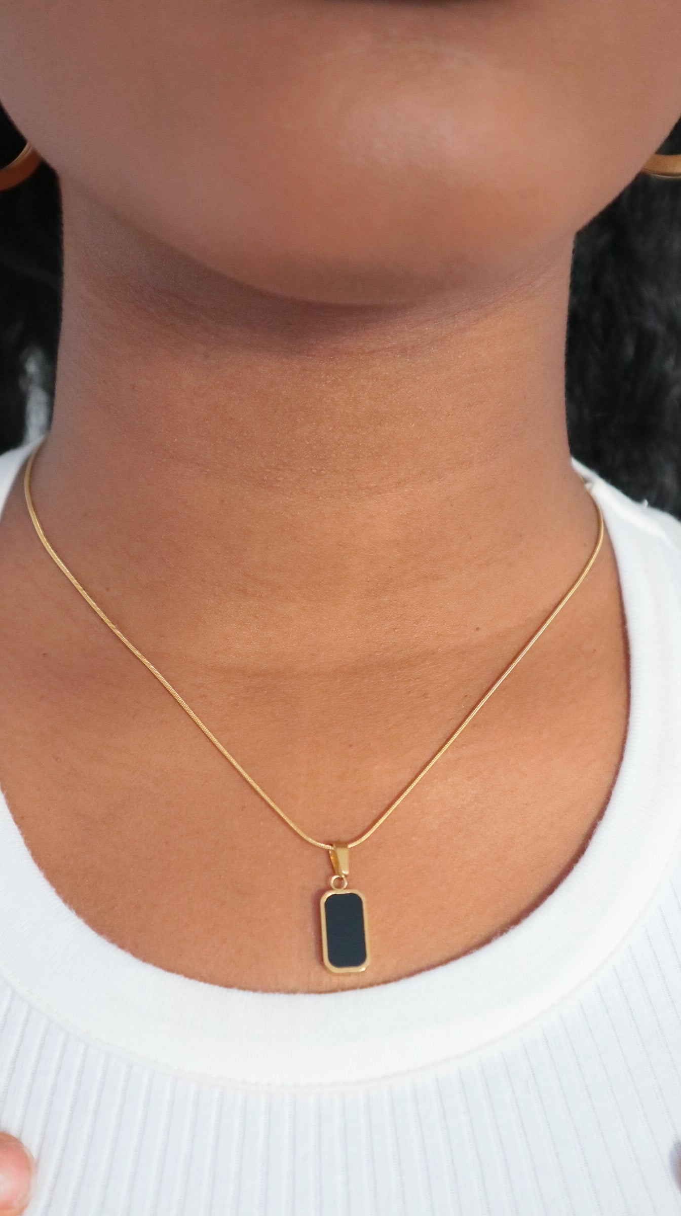 Ella Double-sided Necklace