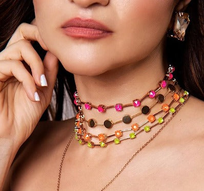Creative Ways To Style Your Jewellery