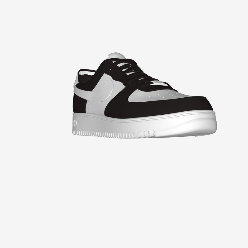 Air Force 1 Low White By Nicholas Calandrini