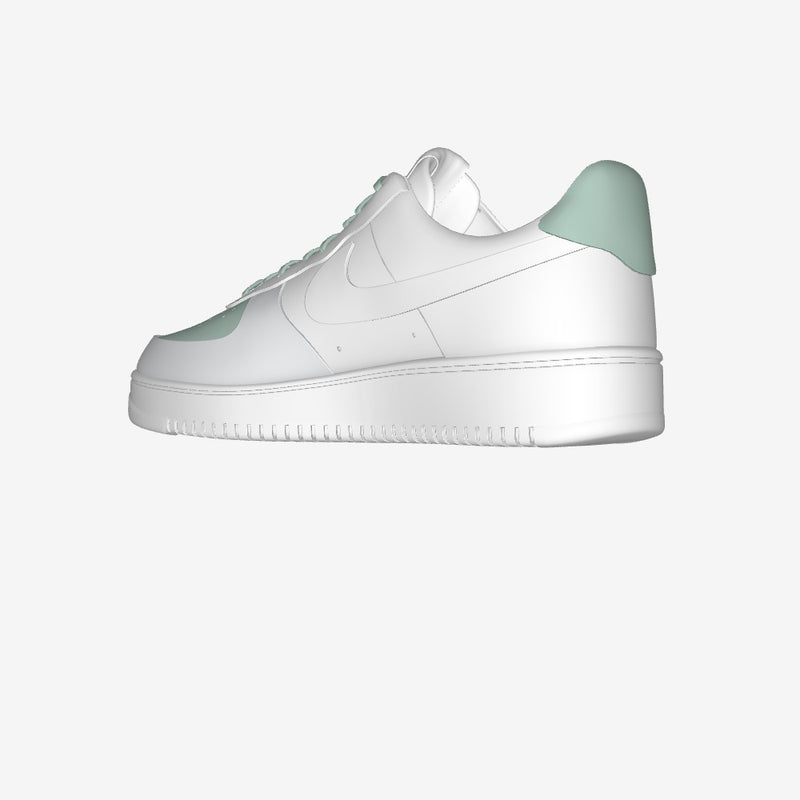 Air Force 1 Low White By Jennifer Palma