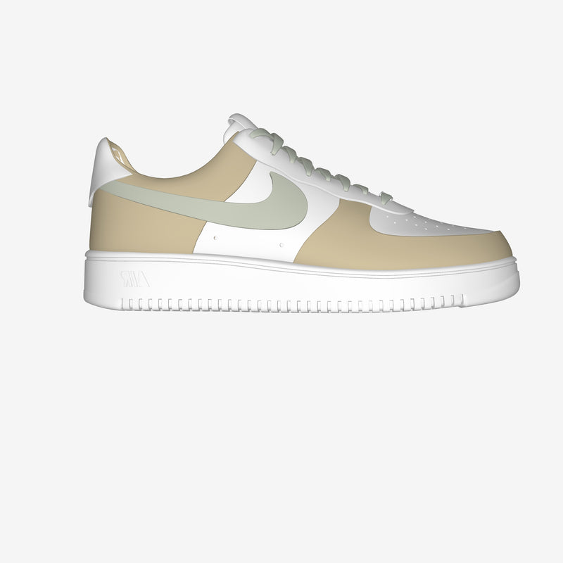 Air Force 1 Low White By Elia Simonetta