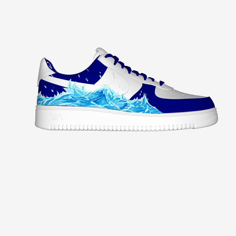 Air Force 1 Low White By Adrian Krippner