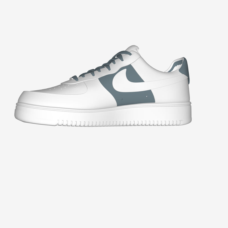 Air Force 1 Low White By Andrea Barbaglia