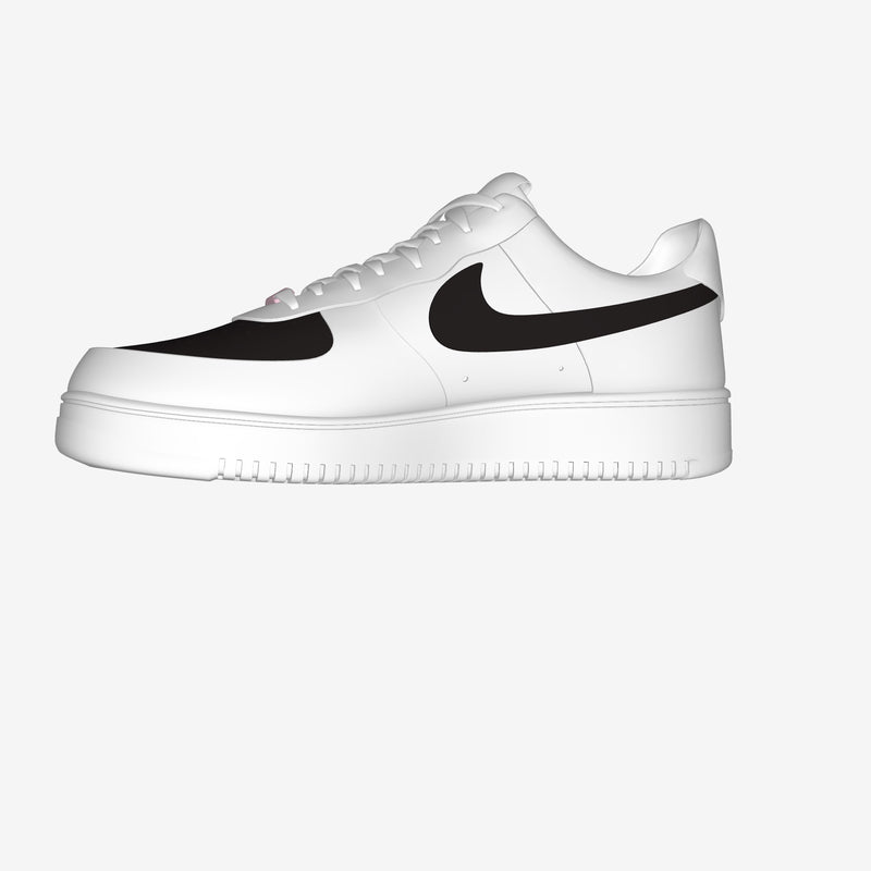 Air Force 1 Low White By Silvia Colliselli