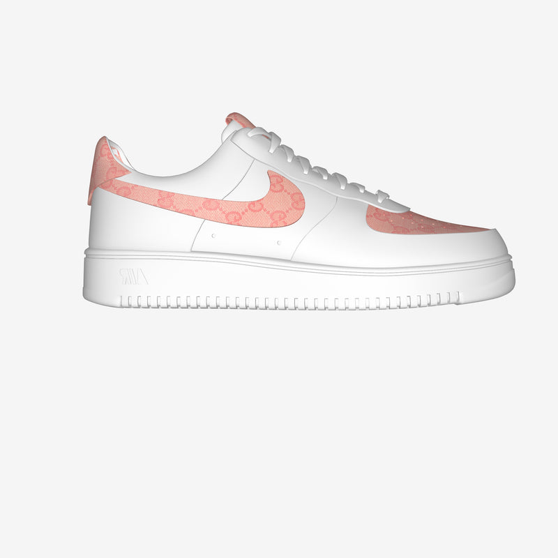 Air Force 1 Low White By Katja Kähmann