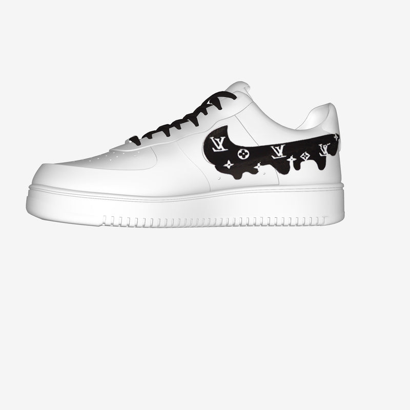 Air Force 1 Low White By Daniel  Wiktorik