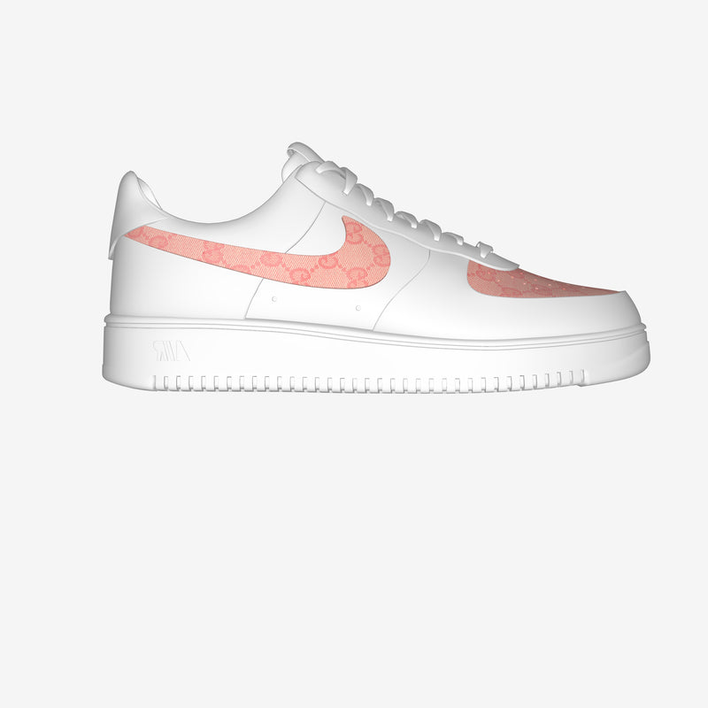 Air Force 1 Low White By Giulia Facchin