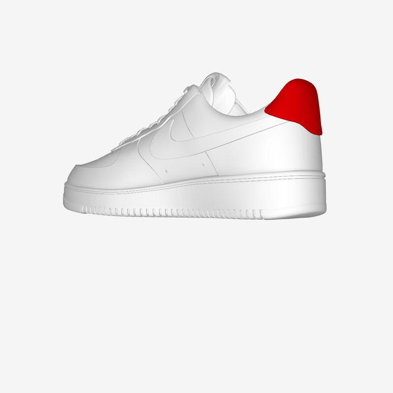 Air Force 1 Low White By matteo colombo