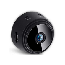 Load image into Gallery viewer, Mini Dash Cam, Smart Motion Detection, Instant Push Notifications, Black - E-Geek