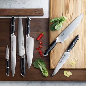 Load image into Gallery viewer, Cangshan 1023787 Thomas Keller Signature Collection 7-Piece Magnetic Knife Set