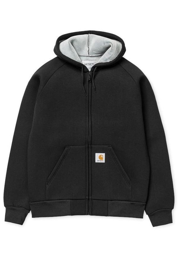CARHARTT WIP-Car-Lux Hooded Jacket - BACKYARD