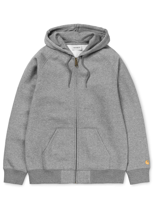 CARHARTT WIP-Hooded Chase Jacket - BACKYARD