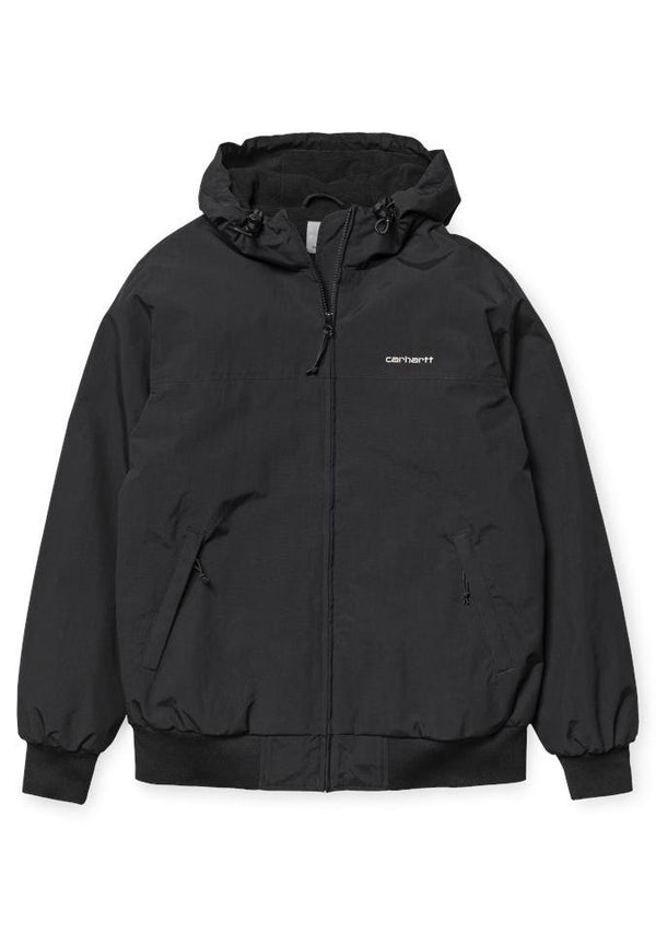 CARHARTT WIP-Hooded Sail Jacket Lined - BACKYARD